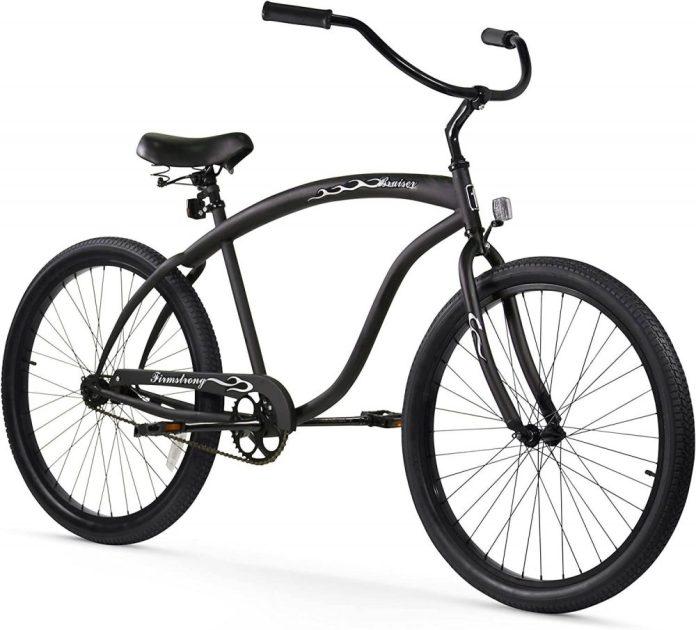 Firmstrong Bruiser Man Beach Cruiser Bicycle Review – Adventure Cruiser Bike