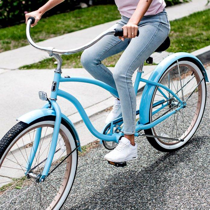 Firmstrong Chief Lady Beach Cruiser Bicycle Review