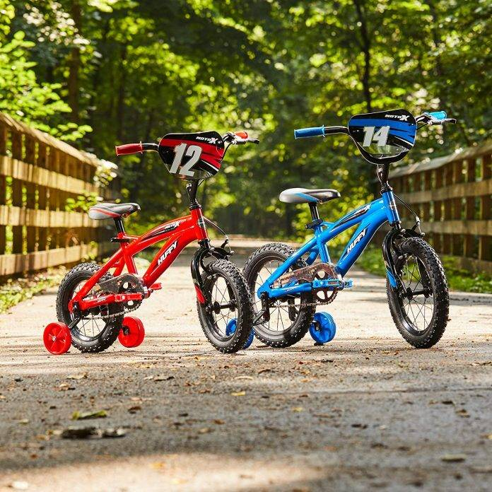 Huffy Moto X Boys Bike Training 14'' Review