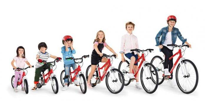 Right Bike Size for Kids – Guide