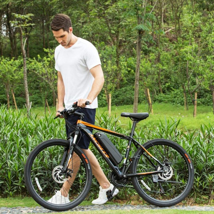 ANCHEER Adults Electric Bicycle Electric Mountain Ebike with Removable Battery Review